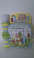 Vtech My 1st Sing & Slide 'In the Night Garden' Nursery Book